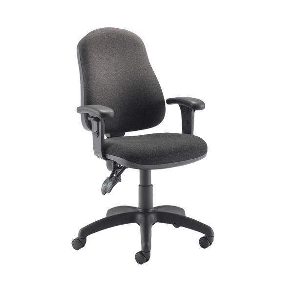 Jemini Teme Charcoal High Back Operators Office Chair