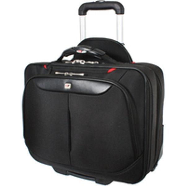 Gino Ferrari Brooklyn 16 Inch Wheeled Laptop Case - GF565