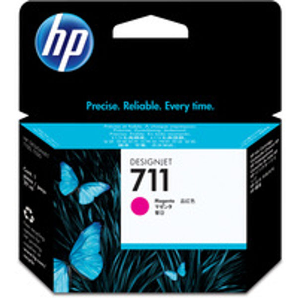 HP 711 Magenta Ink Cartridge - CZ131A