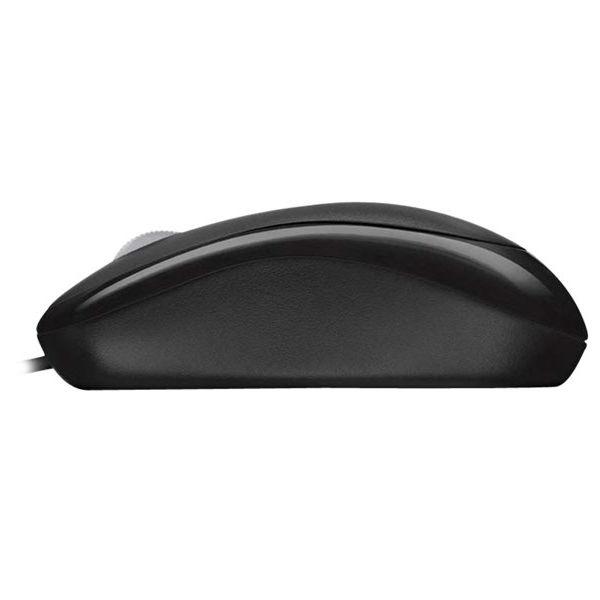 Kensington Mouse-in-a-Box Wired USB Black/Grey K72356EU