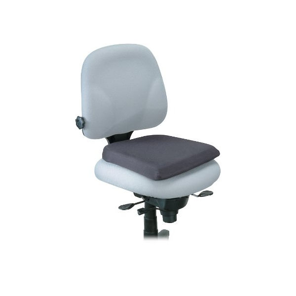 Kensington Memory Foam Seat Rest, Black - 82024