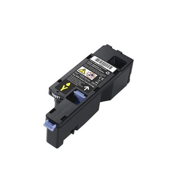 Dell E525W Yellow Toner Cartridge - 593-BBLV