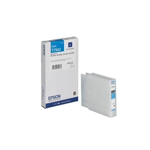 Epson T7562 L Cyan High Yield Ink Cartridge C13T756240 / T7562