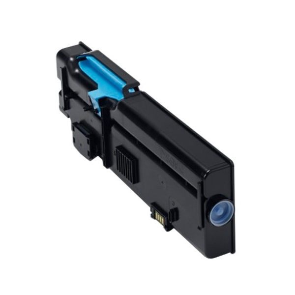 Dell Cyan Toner Cartridge High Capacity (Capacity: 4000 pages) 593-BBBT