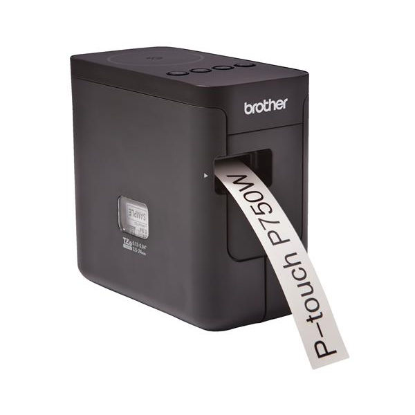 Brother P-Touch P750W Office Label Printer - PTP750WZU1