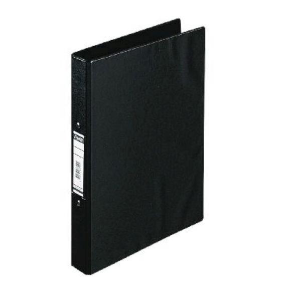 Elba Vision A4 Black 25mm 2 O-Ring Binder - 100080891