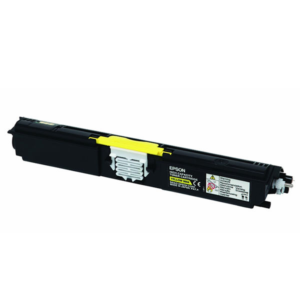 Epson AL-C1600 Yellow Toner Cartridge - High Capacity C13S050554
