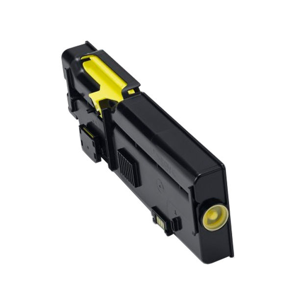 Dell Yellow Toner Cartridge (4,000 Page Capacity) 593-BBBR