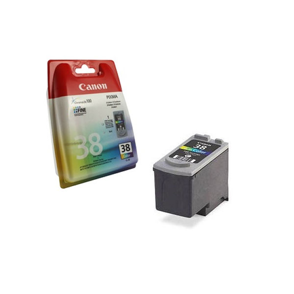 Canon CL-38 Colour Ink Cartridge - CL-38