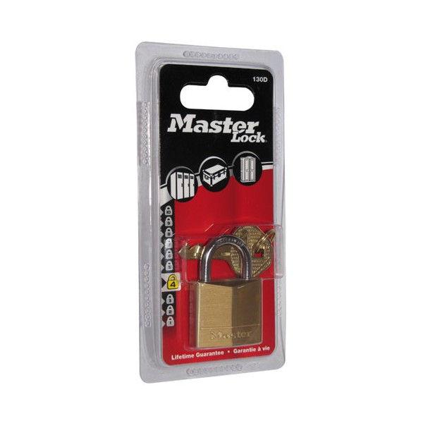 Master Lock 30mm Brass Padlock - 40043