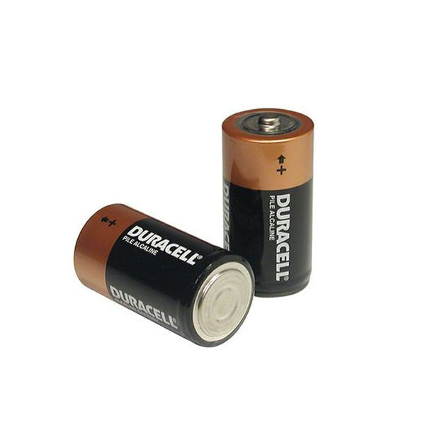 Duracell D Plus Power Batteries, Pack of 2 - 81275443