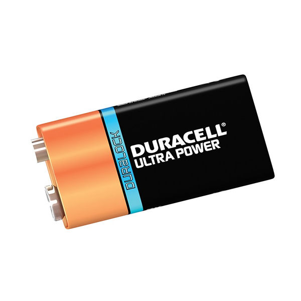 Duracell M3 Ultra Battery 9V - MN1604 ULTRA