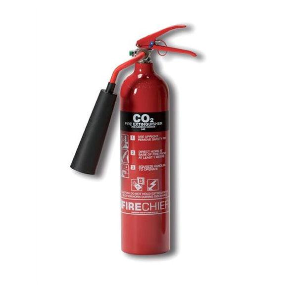 Fire Extinguisher Carbon Dioxide 2 kg XC2A
