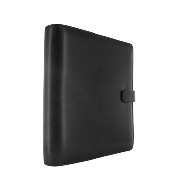 Filofax Metropol Organiser A5 Black 026968