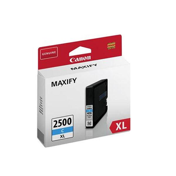 Canon PGI-2500Xl Cyan Inkjet Cartridge 9265B001
