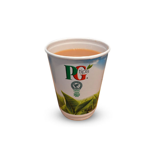 PG Tips In-Cup Vending Machine White Tea (Pack of 25) A01921