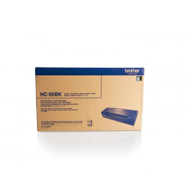 Brother HC-05BK Black High Capacity Ink Cartridge HC05BK