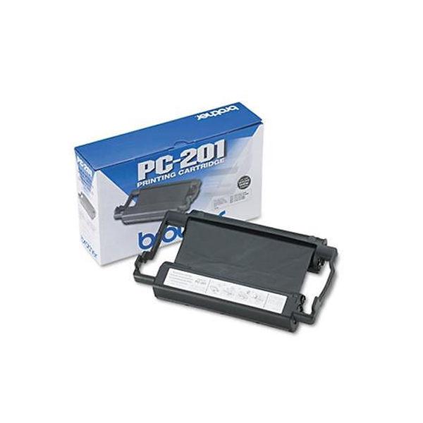 Brother PC201 Thermal Transfer Ribbon Cartridge - PC201