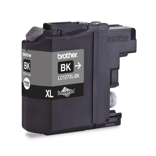 Brother LC127XLBK  Black Ink Cartridge - High Capacity LC127XLBK