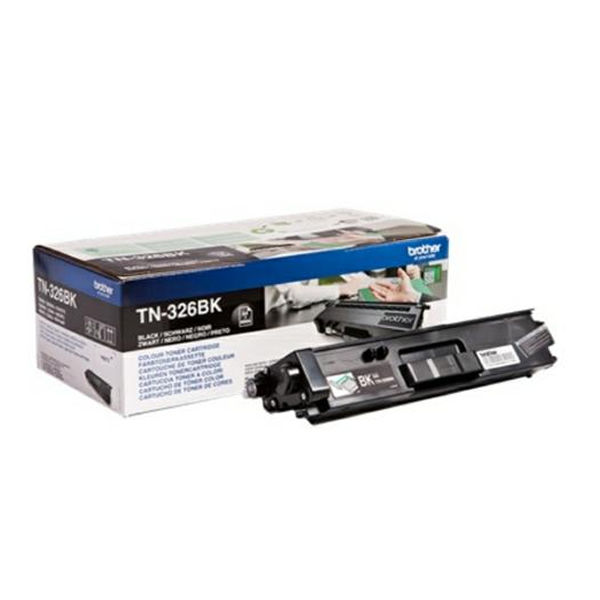 Brother TN326BK High Capacity Black Toner Cartridge - TN326BK