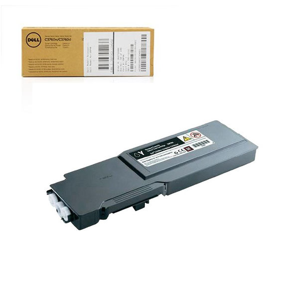 Dell Yellow Laser Toner - 593-11112