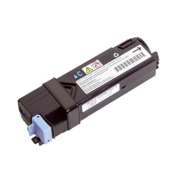 Dell 2130Cn Cyan Laser Toner - High Capacity 593-10313