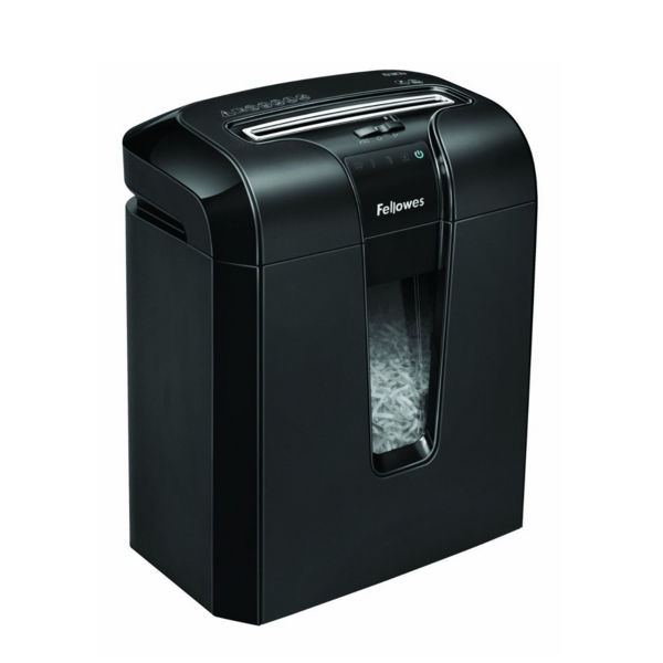 Fellowes 63Cb Cross Cut Shredder - 4600201