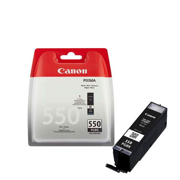 Canon PGI-550PGBK Photo Black Ink Cartridge - 6496B001