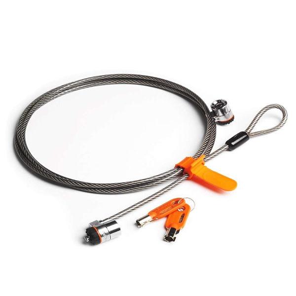 Kensington MicroSaver Slim Security Cable Black 64020