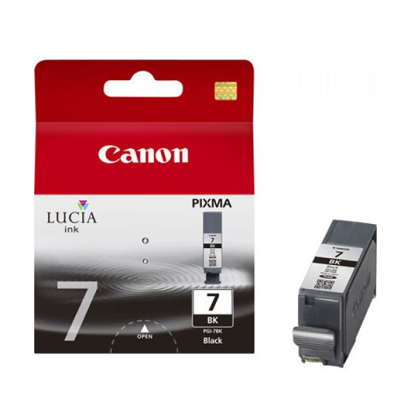 Canon PGI-7BK Black Ink Tank - 2444B001
