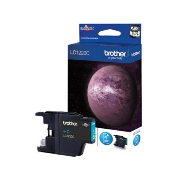 Brother LC-1220 Cyan Ink Cartridge - LC1220C