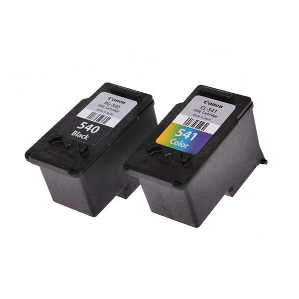Canon PG-540/CL-541 Black and Colour Ink Multipack - 5225B006