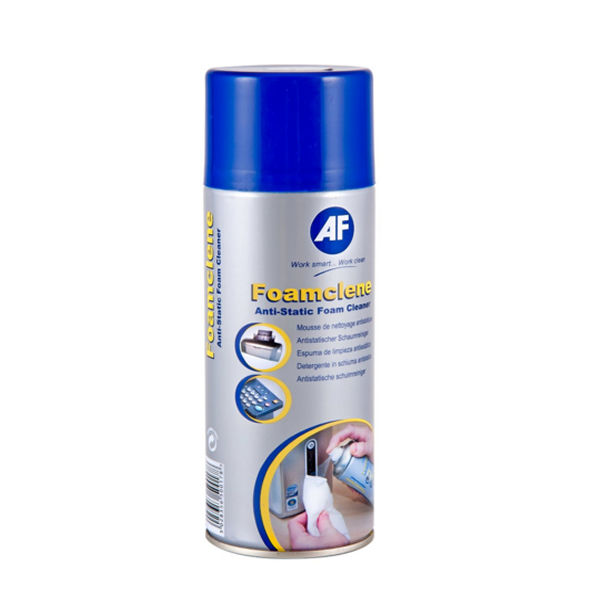AF 300ml Foamclene Anti-Static Foam Cleaner - AFCL300