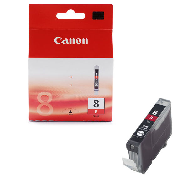 Canon CLI-8R Red Ink Cartridge - CLI-8R