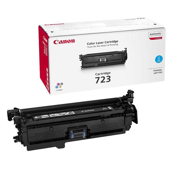 Canon 723 Cyan Toner Cartridge - 2643B002