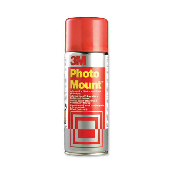 3M 400ml PhotoMount Aerosol Adhesive - PHOTO400