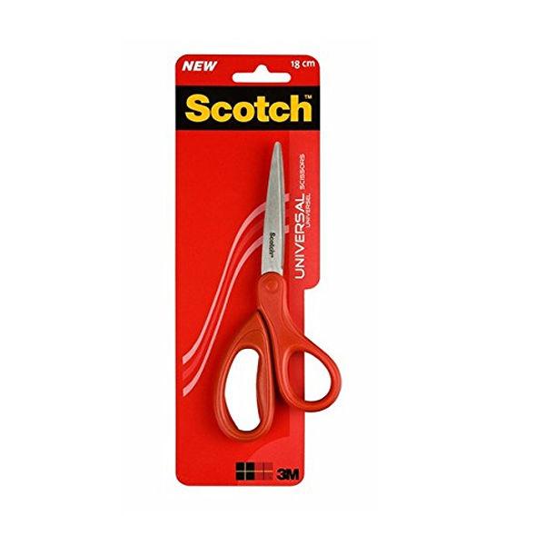 Scotch Universal Scissors 180mm Stainless Steel Blades 1407