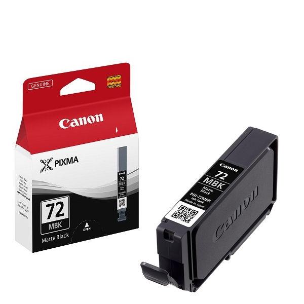 Canon PGi-72Mbk Matte Black Ink Cartridge – 6402B001