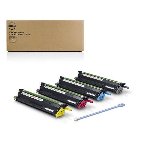 Dell C26x/C376x Imaging Drum 593-BBEJ