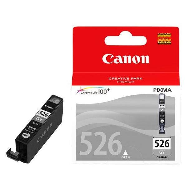 Canon CLI-526GY Grey Ink Cartridge - CLI-526 GY