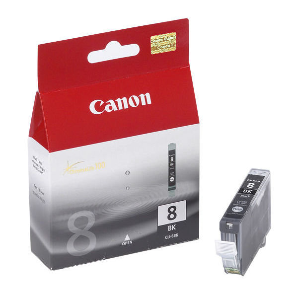 Canon CLI-8BK Black Ink Cartridge - 0620B001