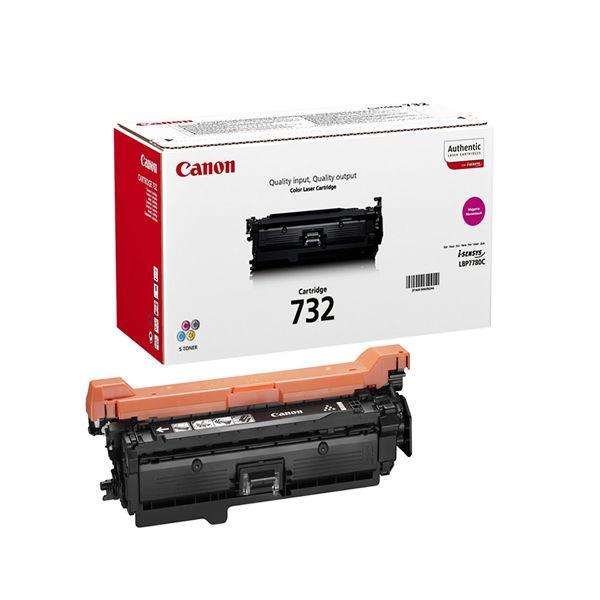 Canon 732M Magenta Toner Cartridge 6261B002