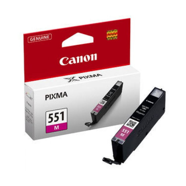 Canon CLI-551M Magenta Ink Cartridge - CLI-551 M