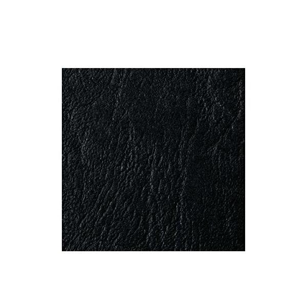 GBC LeatherGrain A5 Black Binding Covers, Pack of 100 - 4400017