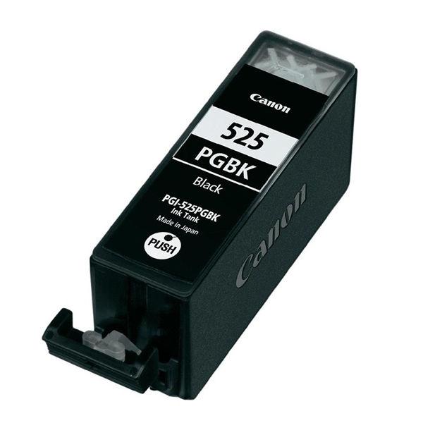 Canon Pixma PGI-525BK Black Ink Cartridge - 4529B001
