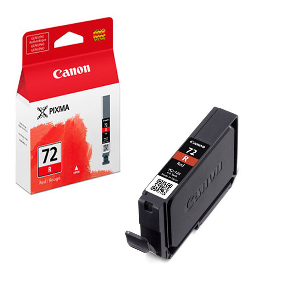 Canon PGI-72R Red Ink Cartridge - 6410B001