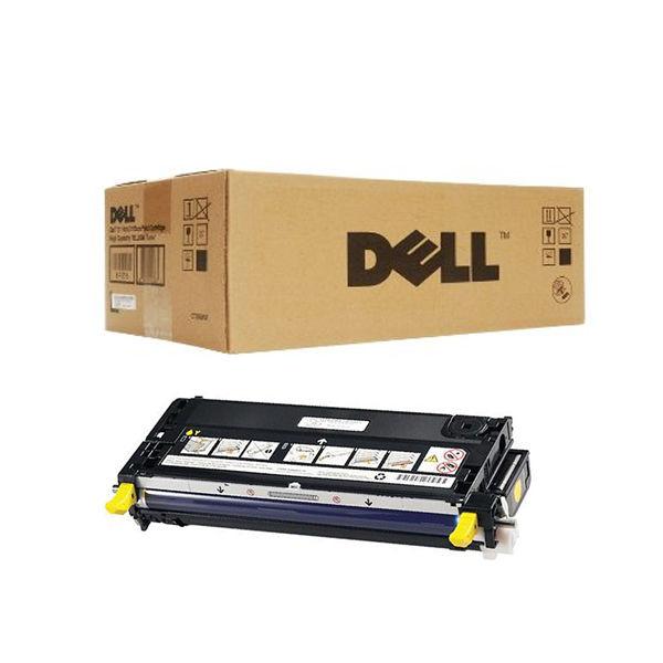 Dell 3110CN Yellow Toner Cartridge - 593-10168