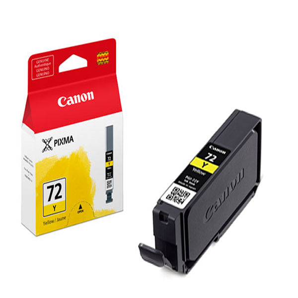 Canon PGI-72Y Yellow Ink Cartridge - 6406B001