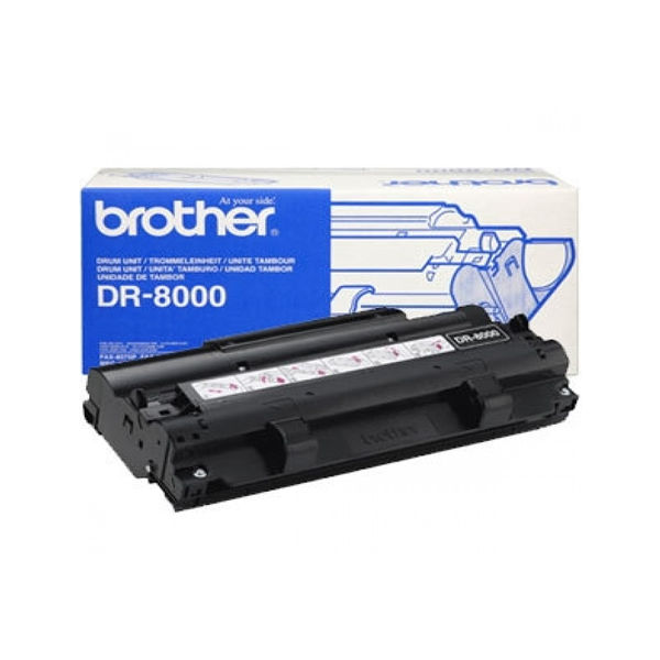 Brother DR8000 Black Drum Unit - DR8000