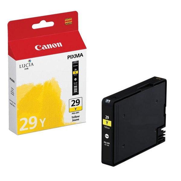Canon PGI-29Y Yellow Ink Tank 4875B001
